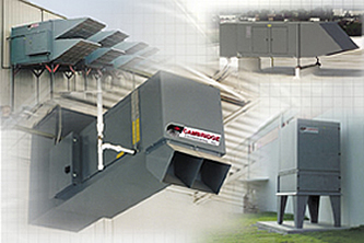 Cambridge® direct gas-fired Heaters