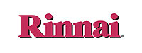 Rinnai Logo - Instant hot water repair